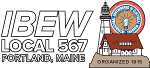 IBEW Local 567 Electricians Portland Maine