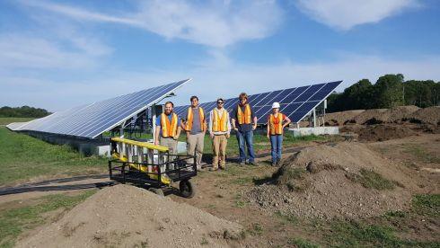 AMPS Kennebunk Solar