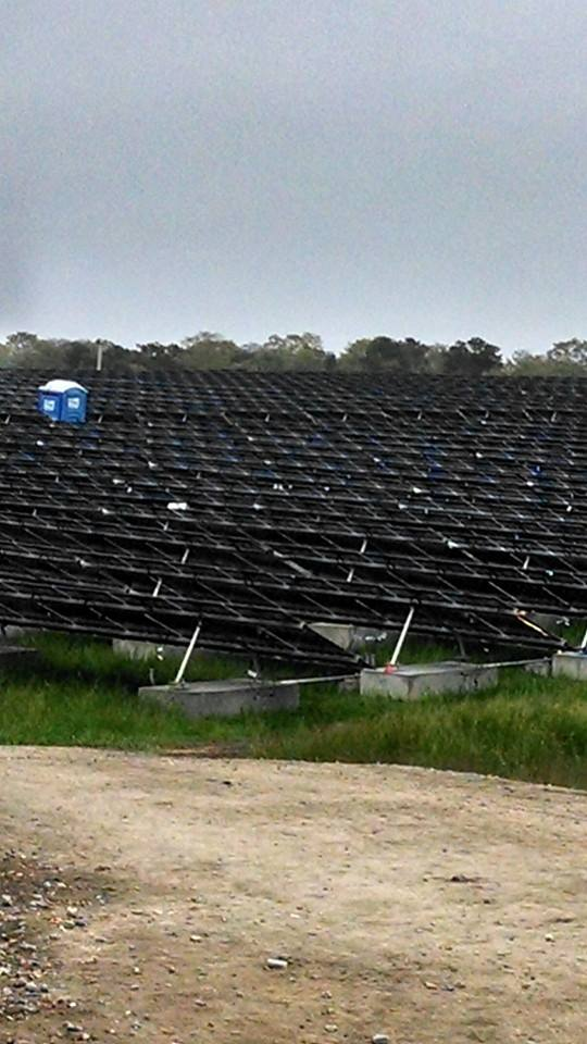 ESB Cape Cod Solar Field